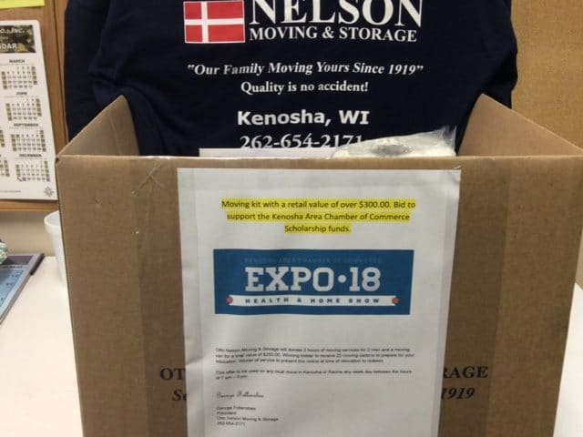 kenosha expo, otto nelson, movers in kenosha