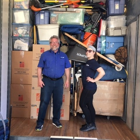 a family affair, otto nelson moving and storage, duluth mn move