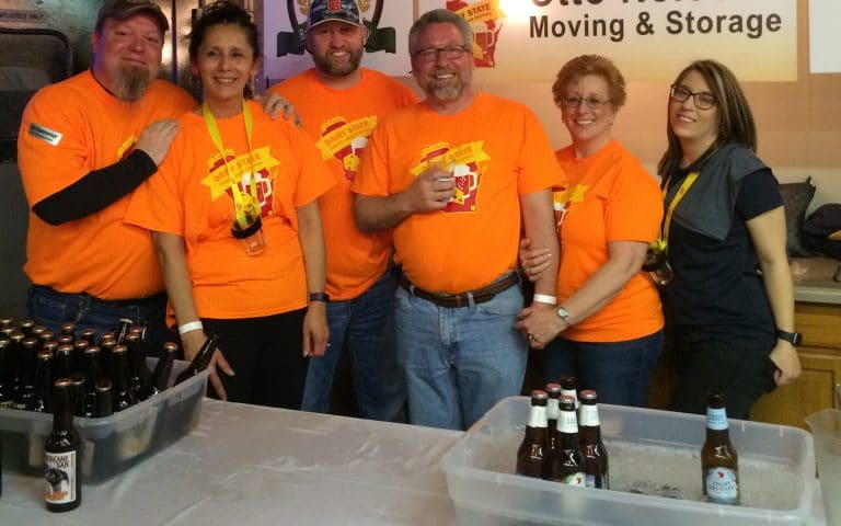 otto nelson, beer cheese festival, kenosha boys girls club