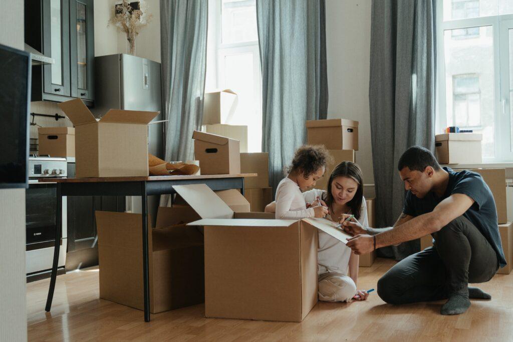 racine movers, racine moving company, moving company in racine